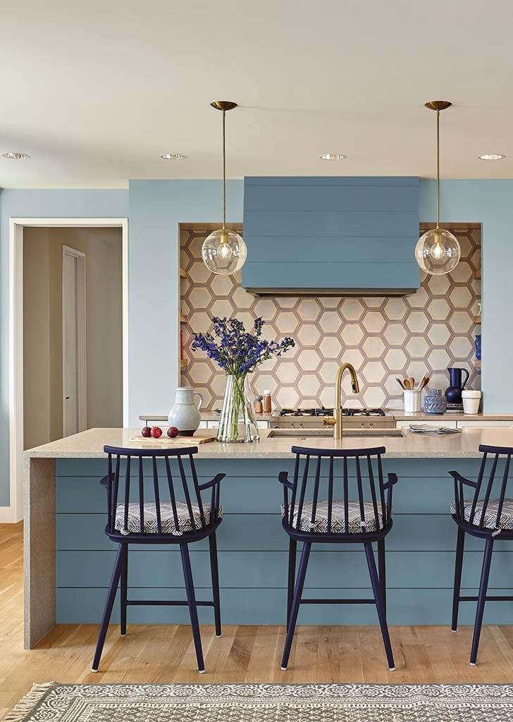 blueprint paint kitchen