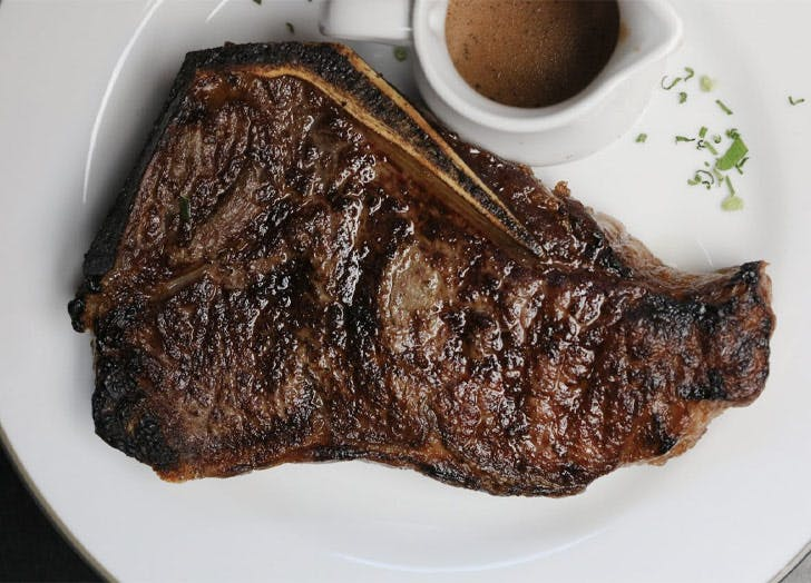 brooklyn chop house steak