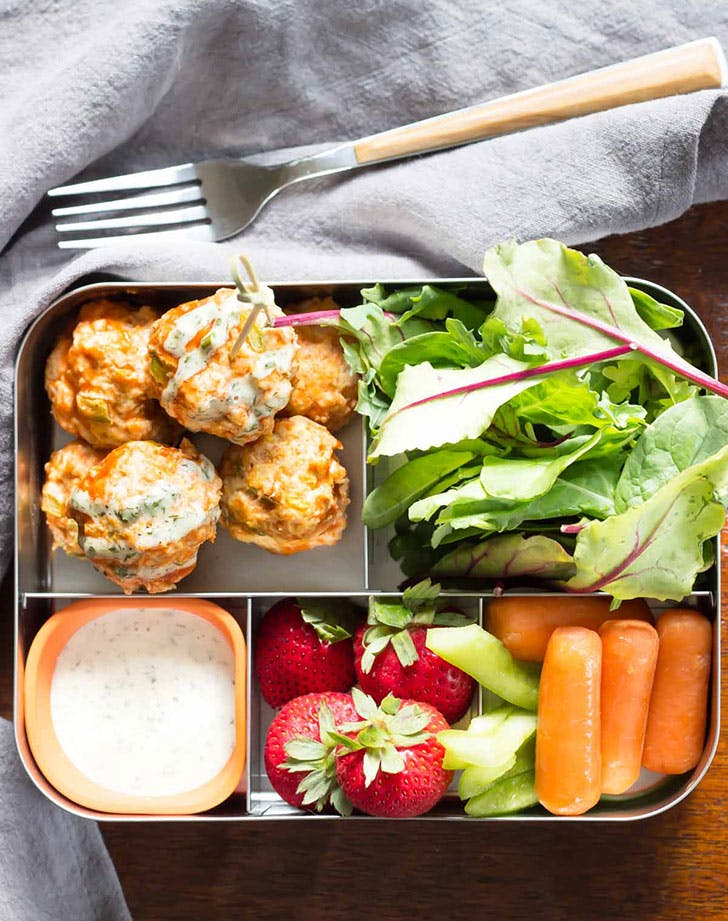 buffalo chicken meatballs recipe 921