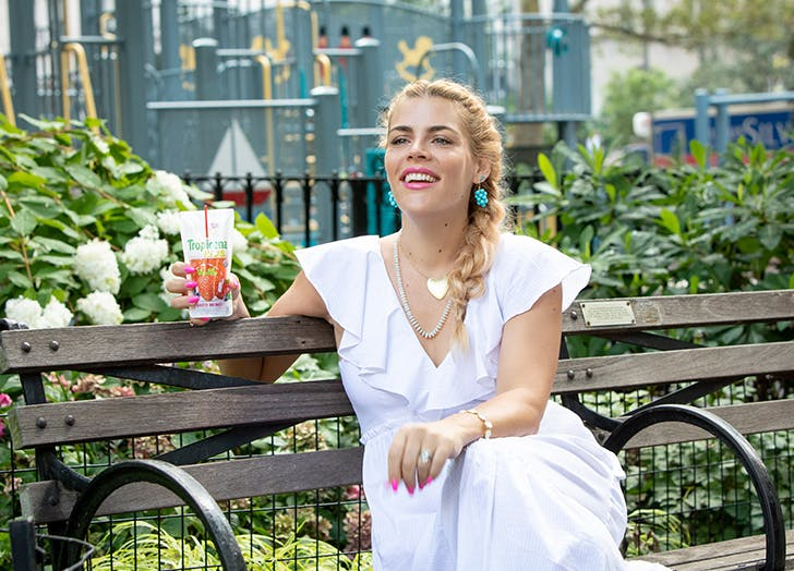 Busy Philipps Uses *This* Conversation Starter When She Wants Her Kids to Spill About Their School Day