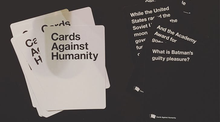 Cards Against Humanity Is Hiring Writers for $40 an Hour (!) and Here's How You Can Apply