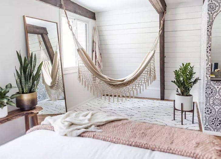 catskills bedroom hammock