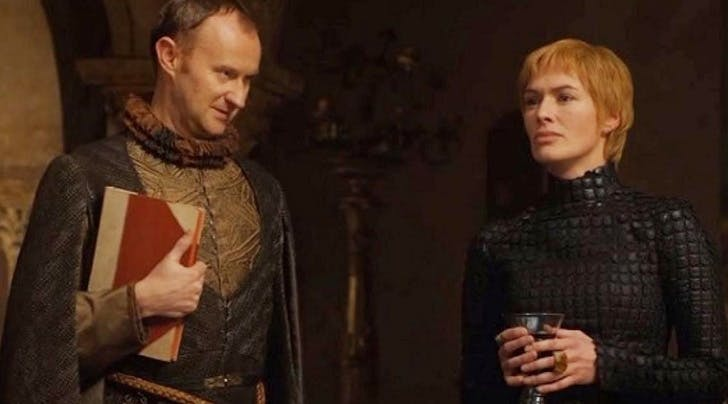 *This* 'Game of Thrones' Actor Isn't Returning for Season 8 & It Could Mean Trouble for Cersei