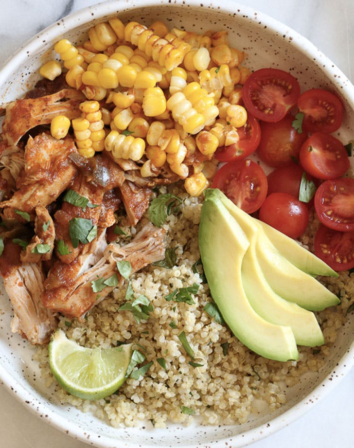 chipotle chicken bowls recipe