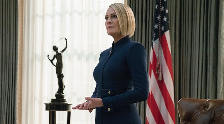 Hail to the Chief! Netflix Announces Premiere Date for 'House of Cards' Season 6