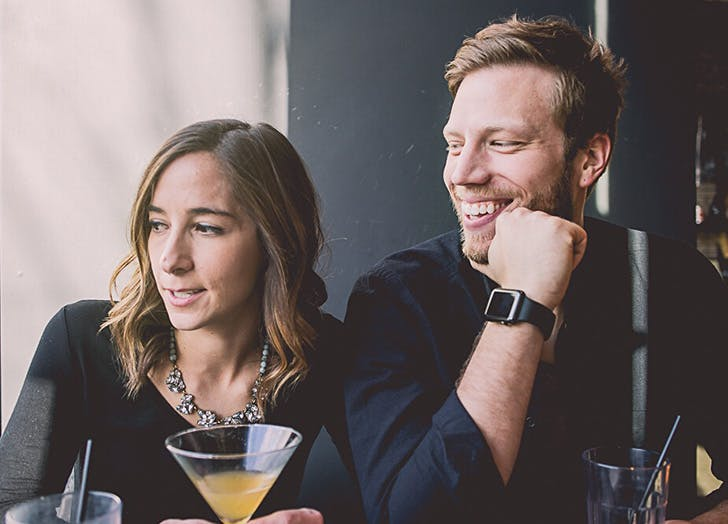 cocktail date