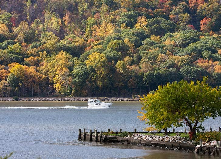 cold springs new york hudson river boat