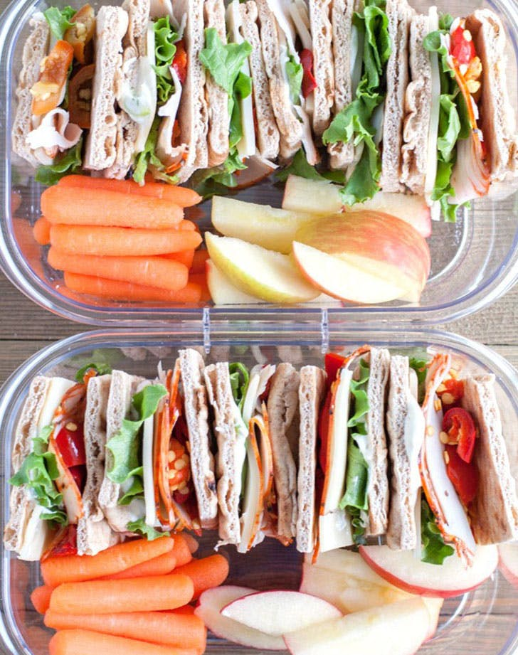 copycat starbucks turkey protein box recipe