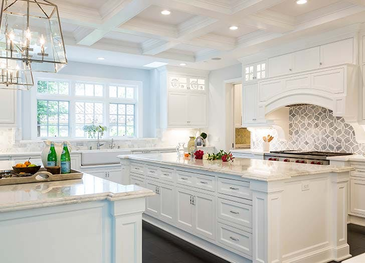 What Is A Kitchen Island With Pictures: Double Island Kitchen Trend Inspiration