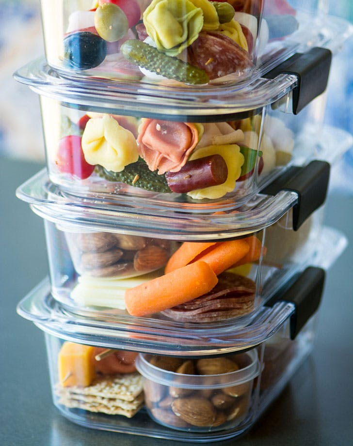 easy lunch prep protein boxes recipe