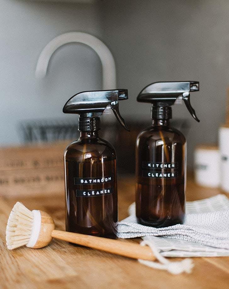 generic bathroom cleaners