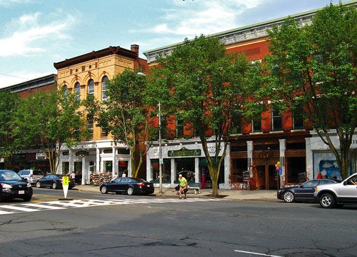 great barrington mass street shops
