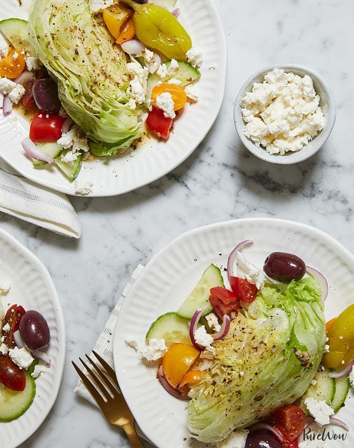 greek wedge salad recipe