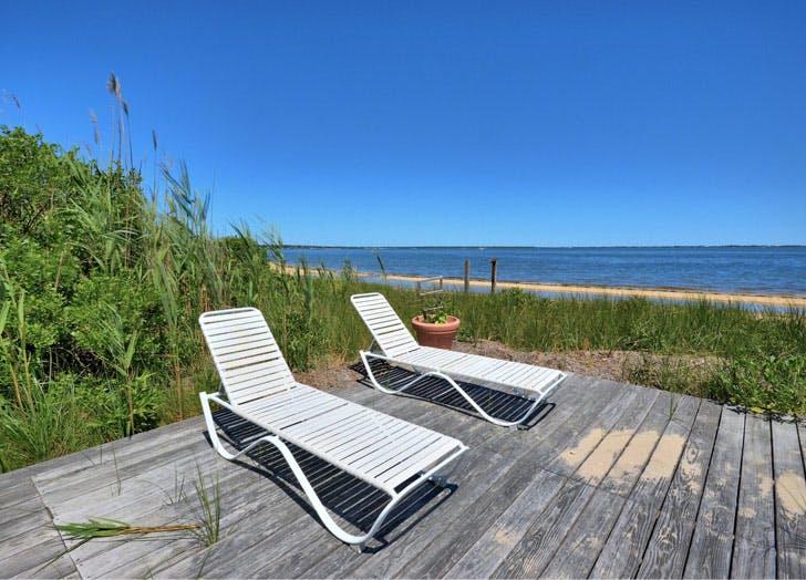 hamptons beach lovers paradise chairs