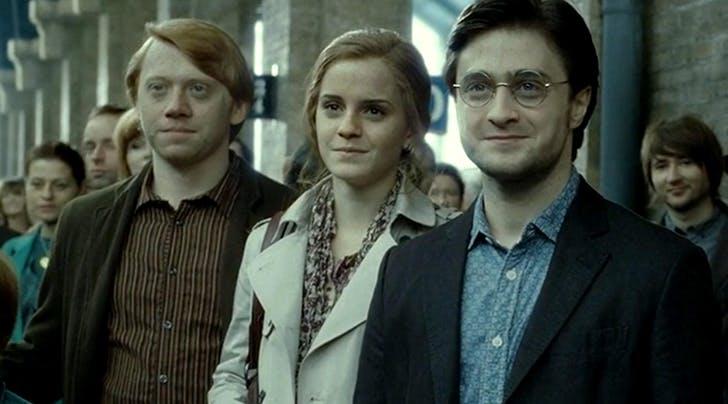Rejoice! Three New Harry Potter Books Are Hitting Shelves in October