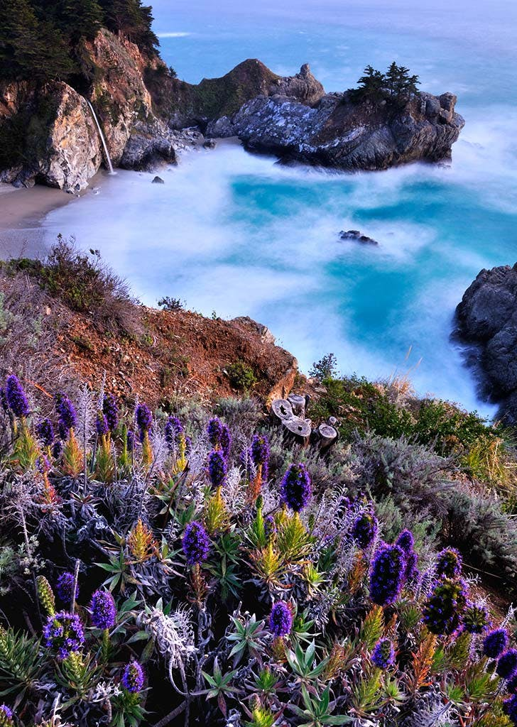 honeymoon bigsur