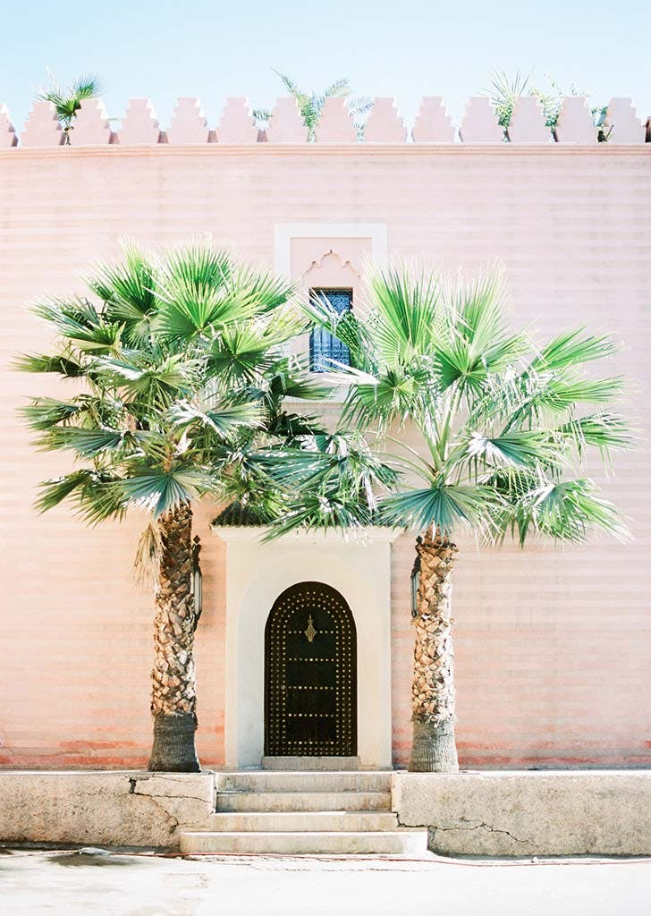 honeymoon marrakech