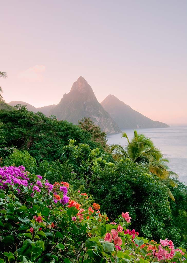 honeymoon saintlucia