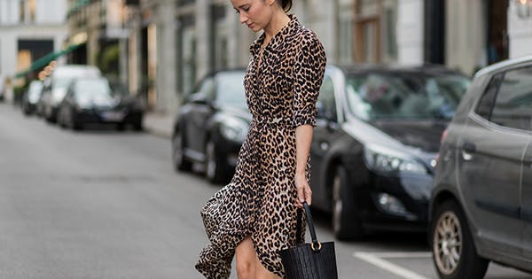 a136c069bc5d How to Wear Leopard Print and Look Trendy - PureWow