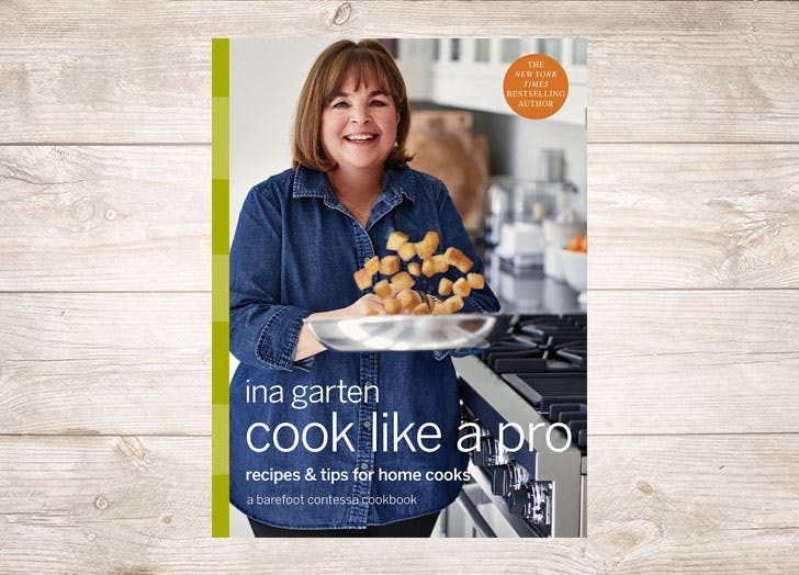 ina garten cook like a pro cookbook