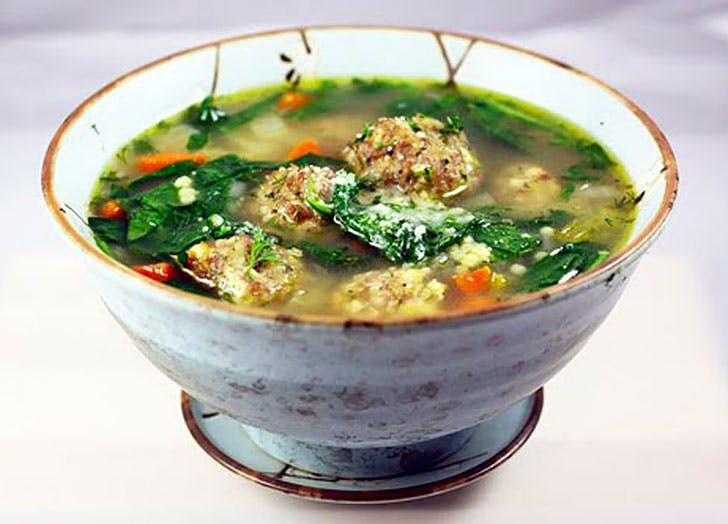 ina garten italian wedding soup recipe