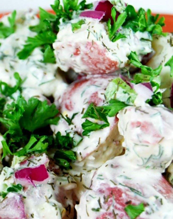 ina garten potato salad recipe