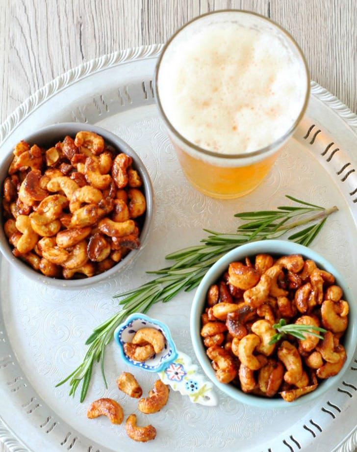 ina garten the best beer nuts recipe