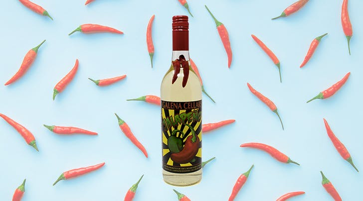 Love Spicy Food? Jalapeño-Infused Wine Is Now a Thing