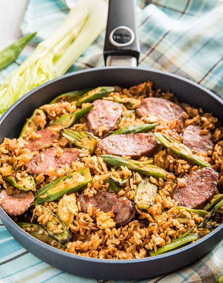 jambalaya fried rice recipe