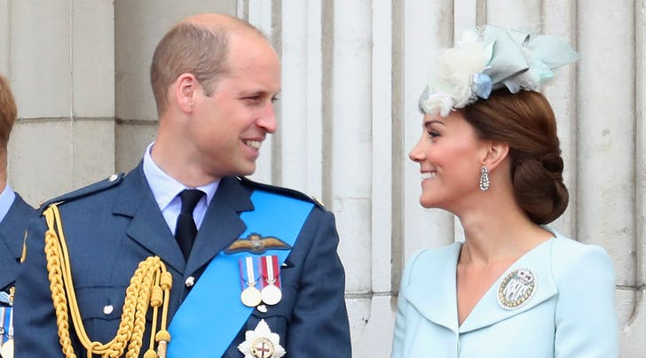*These* Will Be Prince Williams and Kate Middletons New Royal Titles When Prince Charles Is King