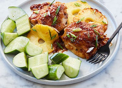 korean pineapple chicken thighs recipe 290