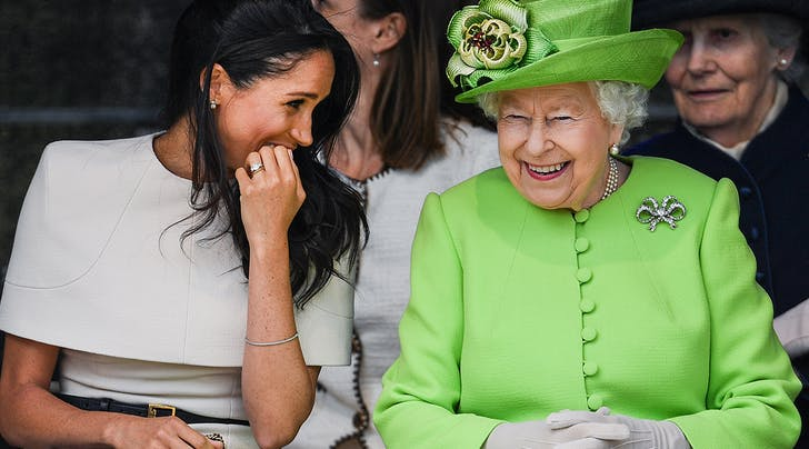 Meghan Markles TV Days Arent Over, Thanks to an Upcoming Documentary About the Queen