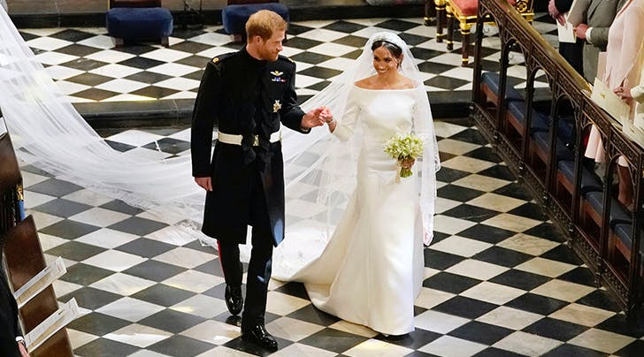 What Will Happen to Meghan Markles Wedding Dress?