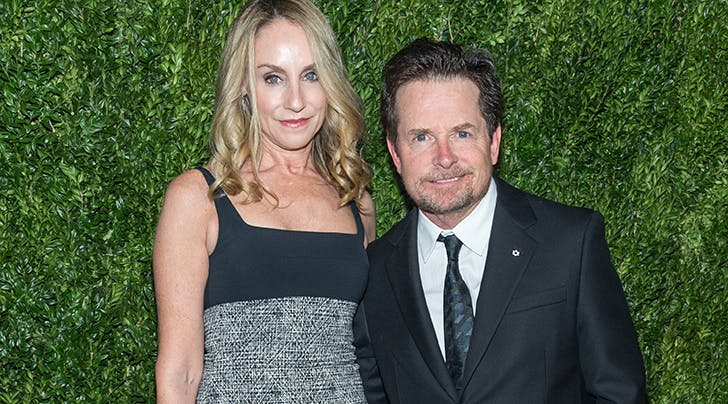 Michael J. Fox and Tracy Pollan Say *This* Is the Secret to Their 30-Year Marriage