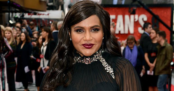 Mindy Kaling Reveals Her Daughter S Sweet Nickname Purewow