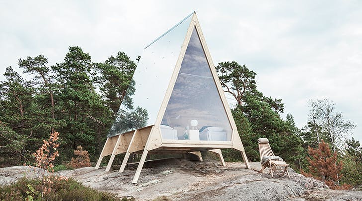 For $35 Per Night, This Finnish Zero-Waste Cabin Will Bring You Back to the Simple Life