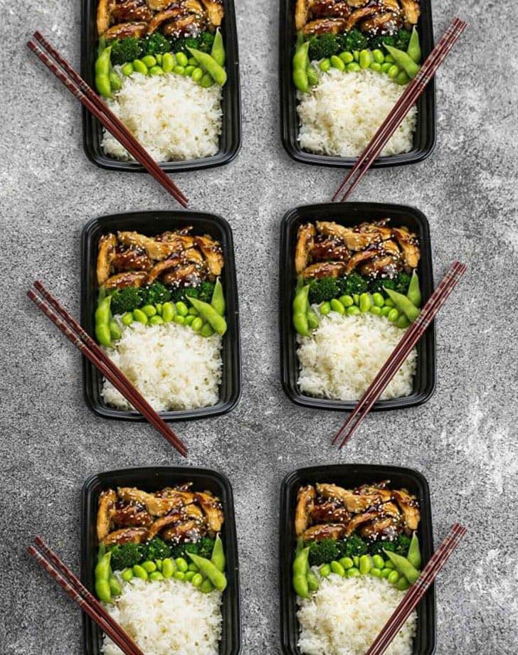 one pan teriyaki chicken with vegetables recipe