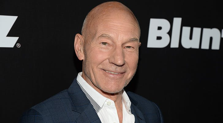 You Guys, Patrick Stewart Is Reviving His Iconic Role in the New 'Star Trek' Series