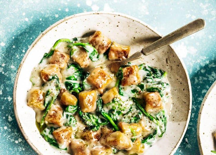 pegan two ingredient cauliflower recipe