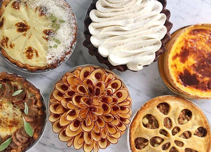 pie night dominique ansel kitchen