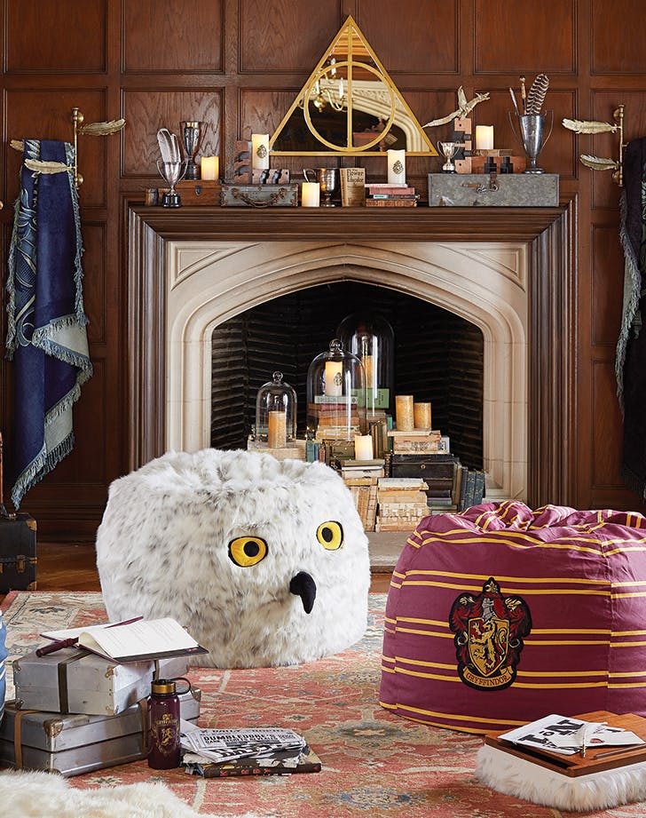 Harry Potter Pottery Barn Fall Home Collection Purewow