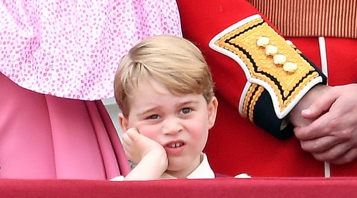 prince george has a lot of feelings 728