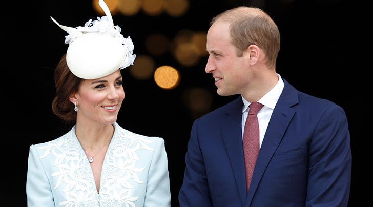 Whoops! Prince William Says He Was There When Kate Middleton Met the Queen…But He Wasnt