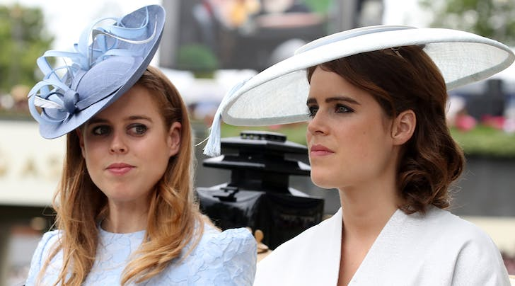 Princess Eugenie and Princess Beatrice Gave Their First Joint Interview, and Things Got Deep