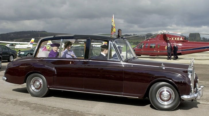 The Queen Is Selling a Rolls-Royce Identical to the One Meghan Markle Used on Her Wedding Day