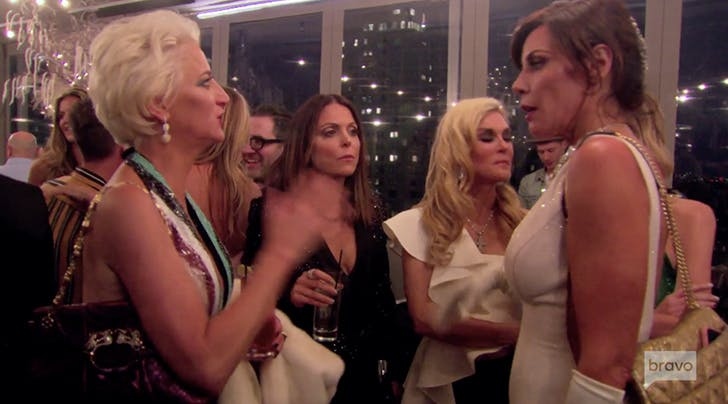 Image result for the real housewives of new york city season 10 episode 19