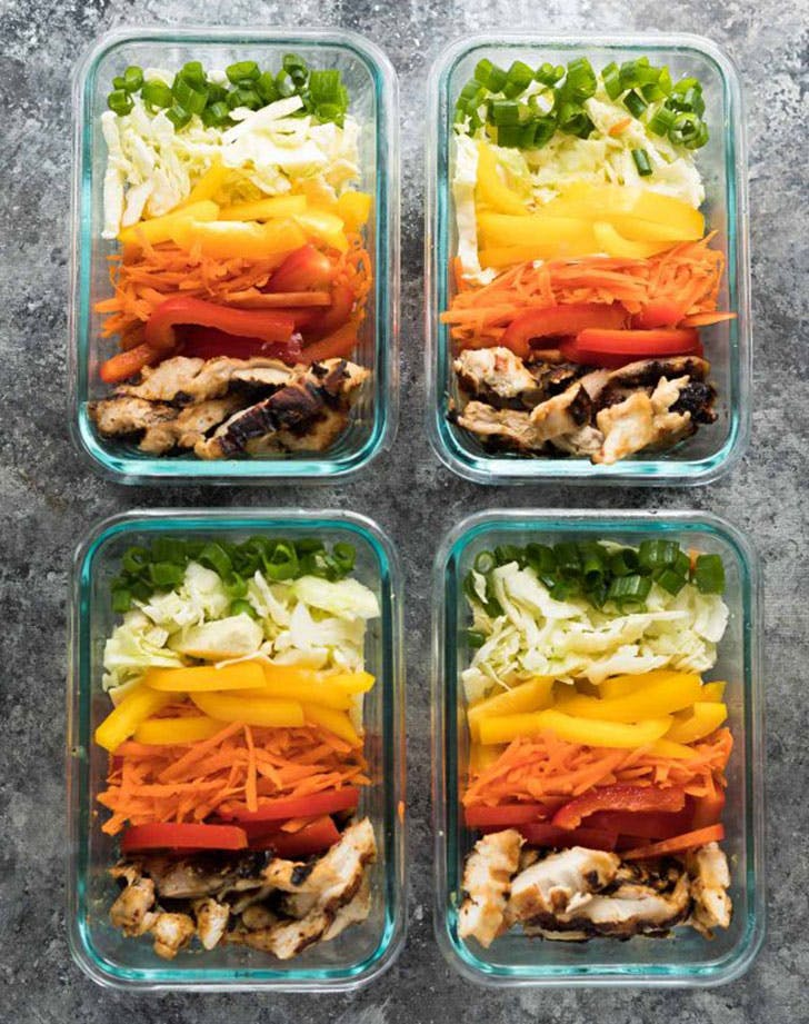 19 Easy Meal Prep Lunches Under 400 Calories Purewow