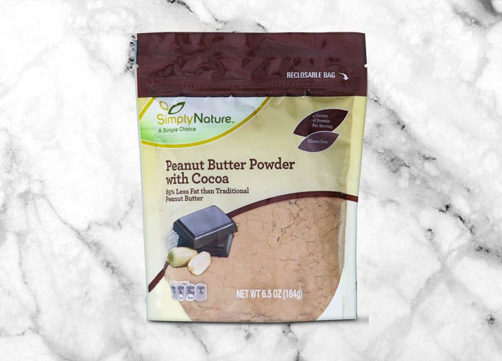 simplynature powdered peanut butter cocoa powder