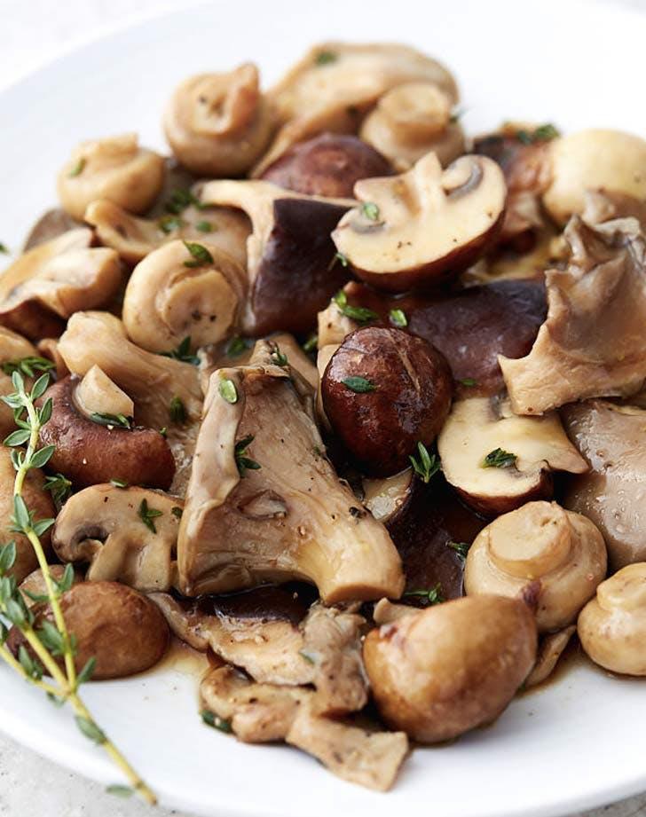 sous vide mushrooms1
