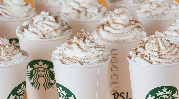 Starbucks Announces the Return of the Pumpkin Spice Latte…and It's Currently 97 Degrees in NYC